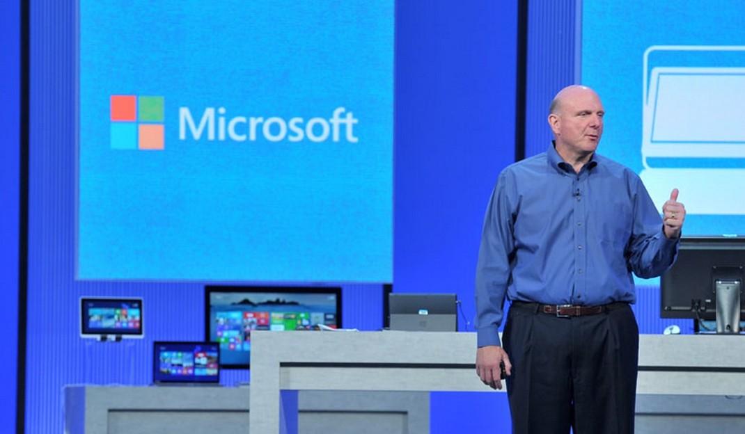 Steve Ballmer at Build 2013