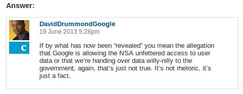 Drummond Q&A NSA2