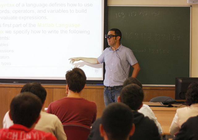 EducationalGlassesLecture