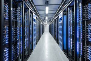 Inside Facebook's Lulea data center, the servers are Open Compute but the chips are not.
