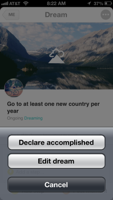 Everest dreams app