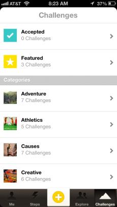 Challenges Everest