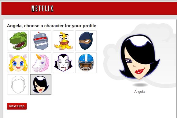 NetflixProfiles