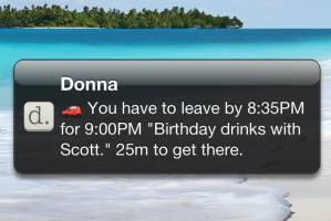 notifications-meeting Donna iOS