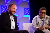 Om and Paul Maritz