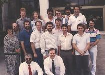 The original Citrix team circa February 1990