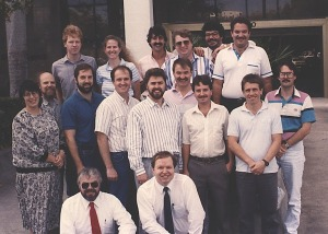 The original Citrix team circa February 1990