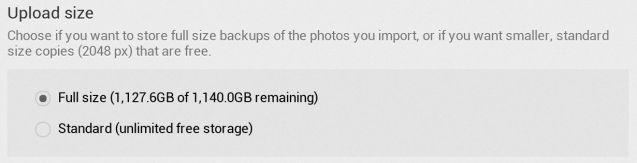 Pixel storage