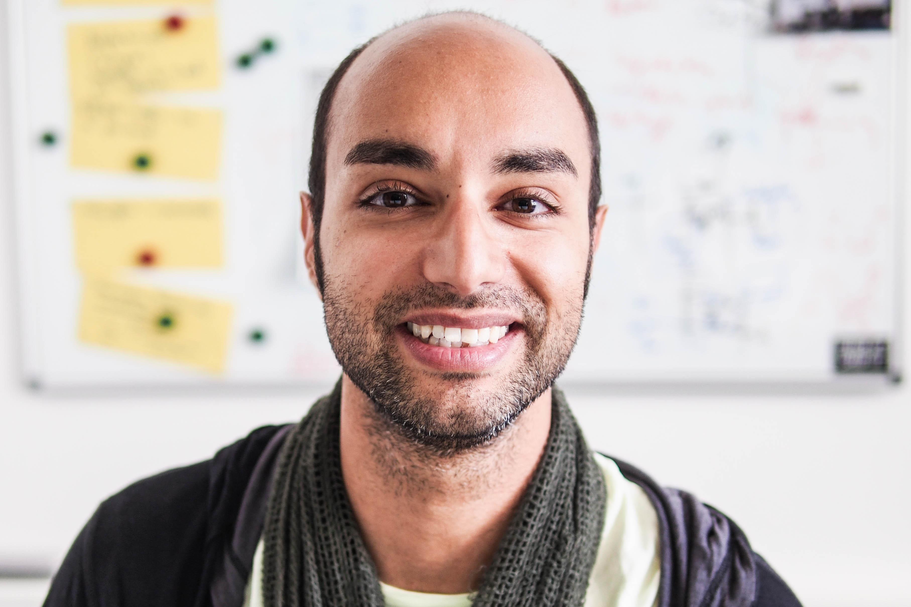ResearchGate CEO Ijad Madisch