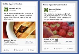 Facebook ads screenshot simplify