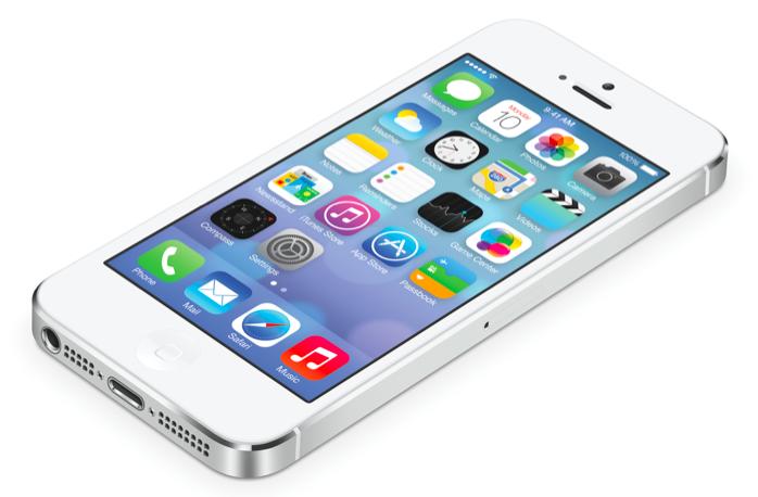 iPhone 5 iOS 7 WWDC Apple screenshot phone iOS