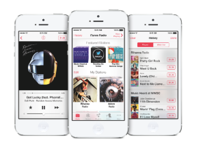 iTunes radio Apple WWDC official image iPhone