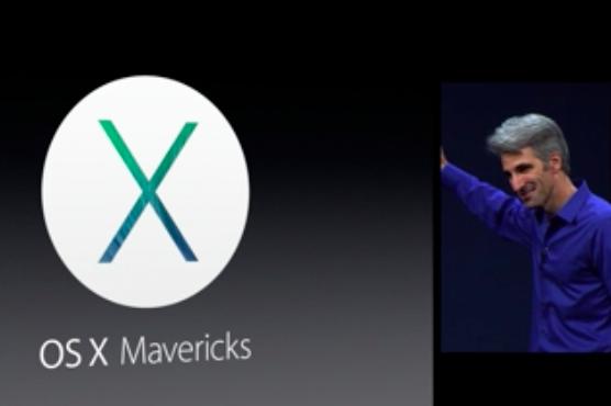 WWDC OSX Mavericks