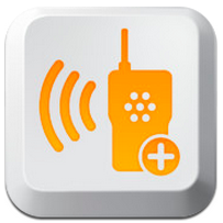 iPhone PTT AT&T icon