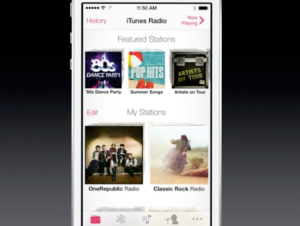 WWDC iTunes Radio