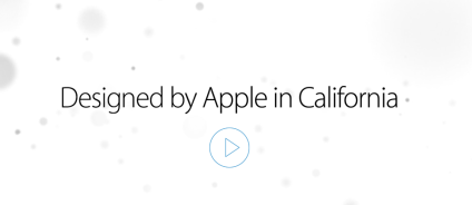 Apple California ad