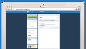TextNow tablet app