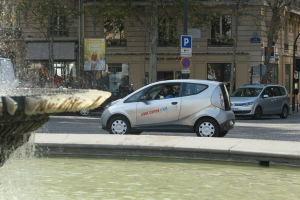 Autolib, the Paris electric car sharing network
