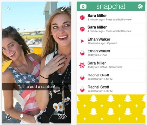 Snapchat close to raising as much as $100 million at a jaw-dropping valuation