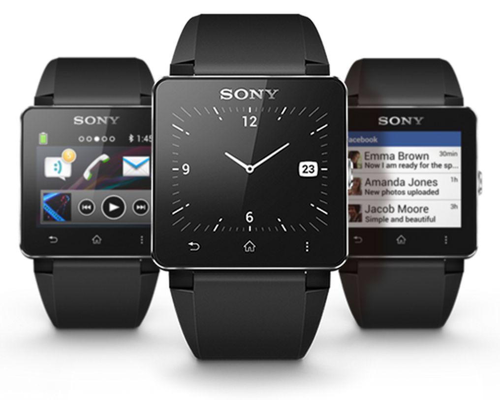 Sony SmartWatch 2 trio