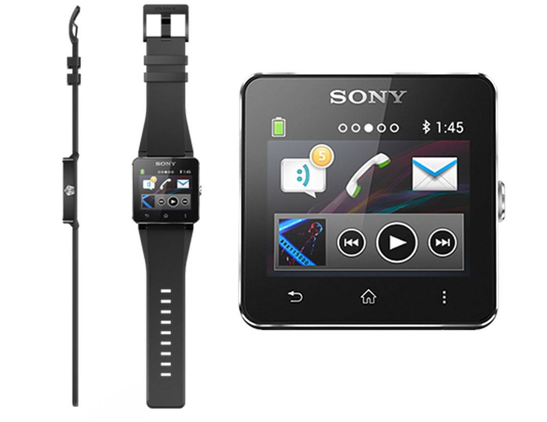 sorry sony i expected more from the new smartwatch 2 gigaom. Black Bedroom Furniture Sets. Home Design Ideas