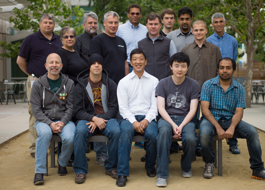 Team Altiscale (State is middle row, second from left). Source: Altiscale