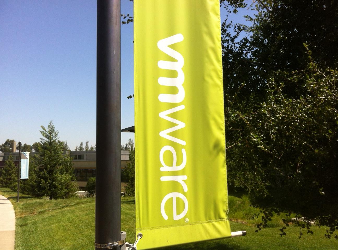 VMware campus, Palo Alto, Calif.