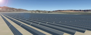 Apple solar farm in Reno