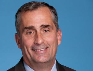 Brian Krzanich Intel 2