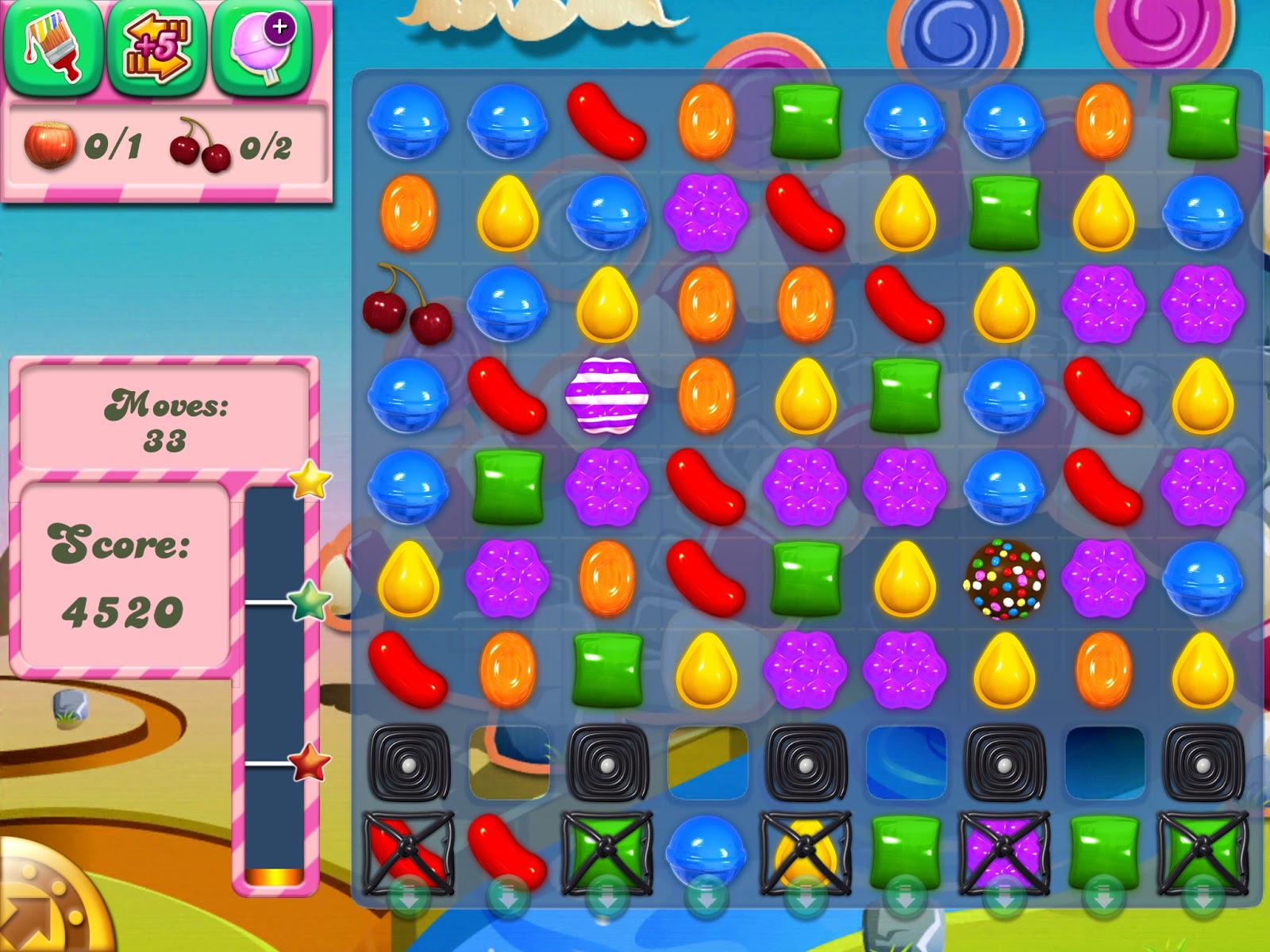 CandyCrushLevel