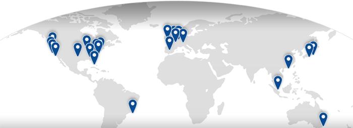 Yottaa's CDN network