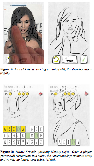 How DrawAFriend works.