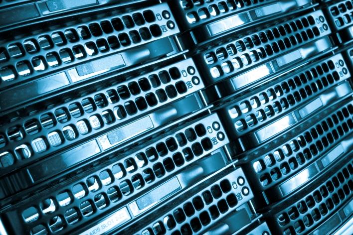 data center hard drives storage shutterstock_112814833