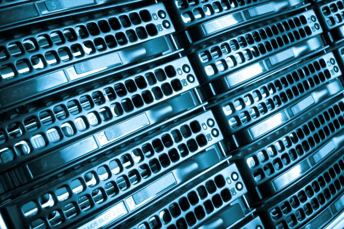 data center hard drives storage shutterstock_112814833