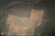 Planet Labs Dove satellite photograph