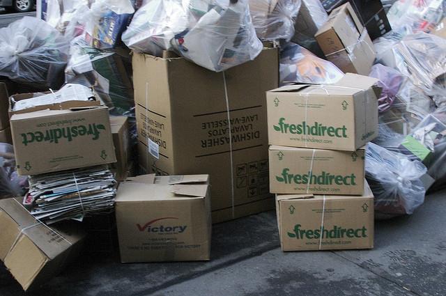 freshdirect boxes
