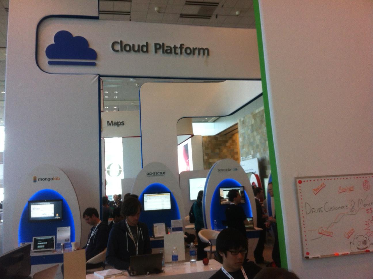 Google Cloud Platform Google IO