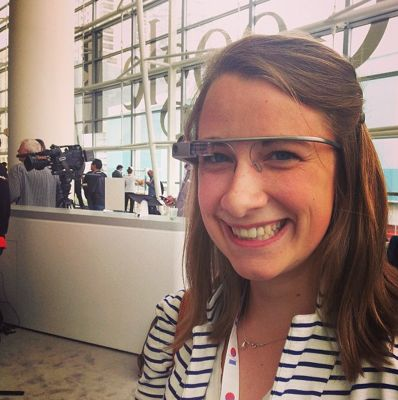 Google Glass Eliza