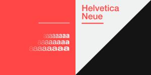 helvetica neue my fonts