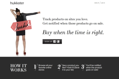 Hukkster-Home-Page