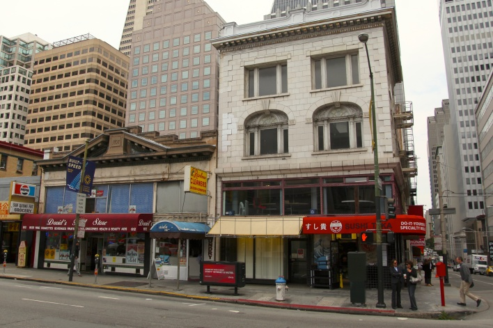 RockIT CoLabs sits at 602 Kearny St. in an old building that sat mostly empty for 18 years.