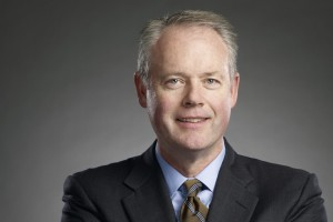Juniper CEO and former Microsoft exec Kevin Johnson