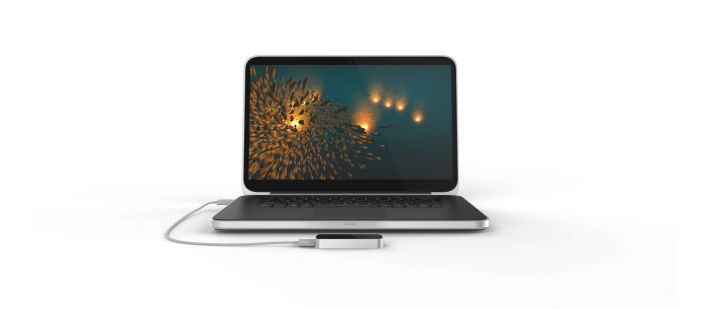 Leap Motion PC Flocking