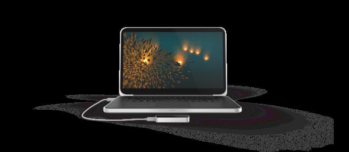 Leap Motion PC Flocking