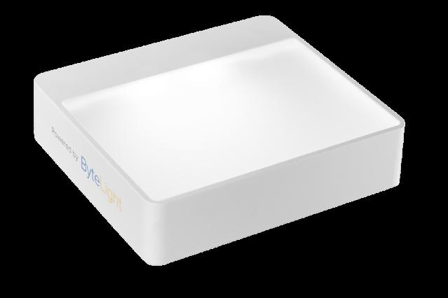 ByteLight's light-field communications reader (source: ByteLight)