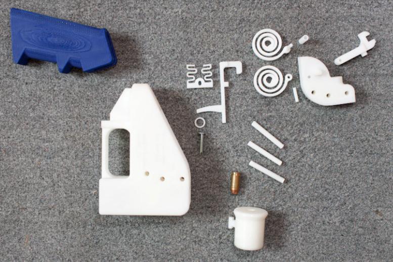 Liberator parts