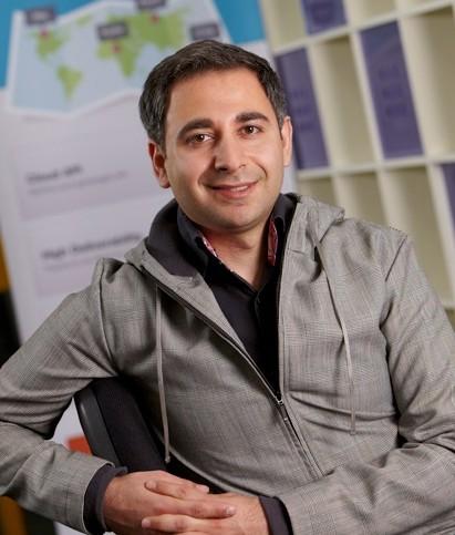 Nexmo CEO Tony Jamous