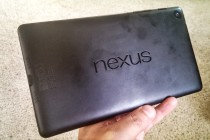 Nexus 7 rear