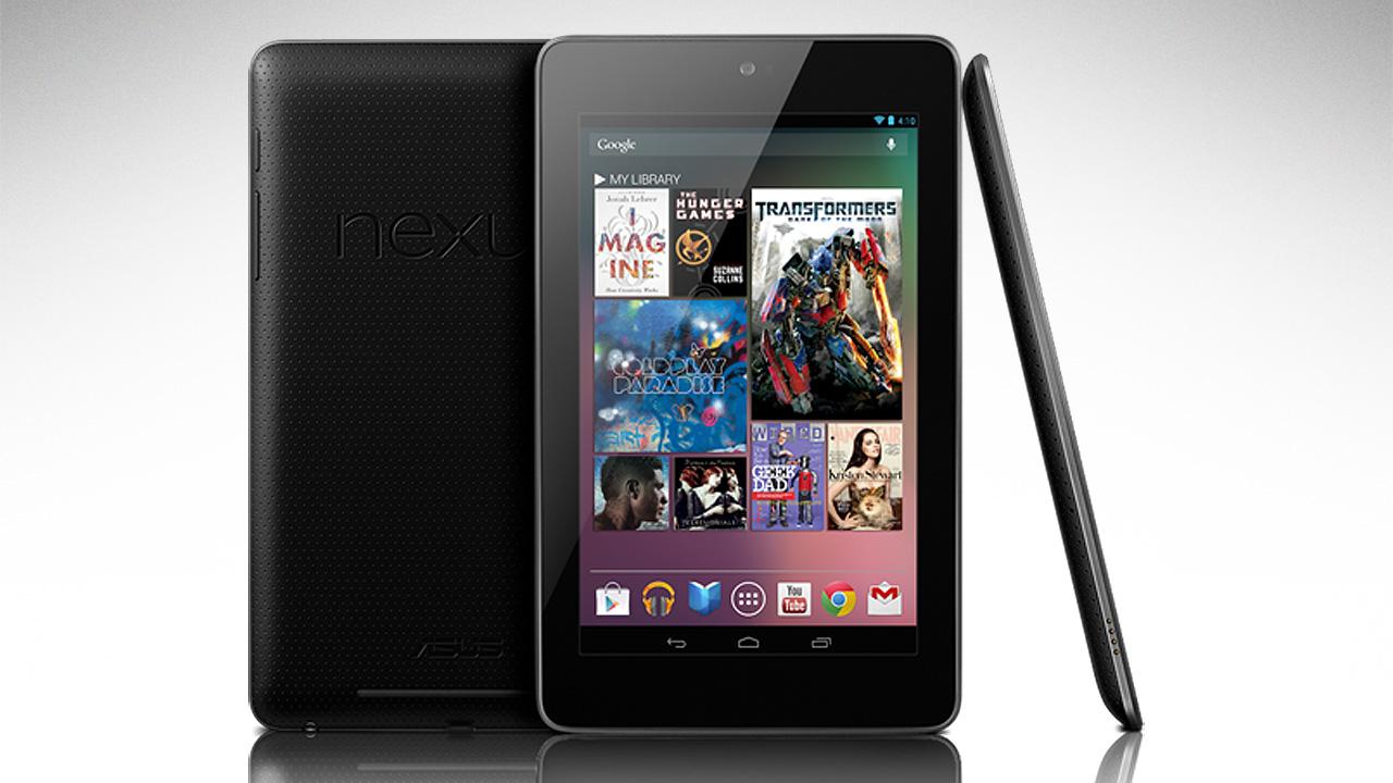 Old Nexus 7