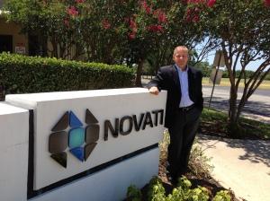 Dave Anderson of Novati.